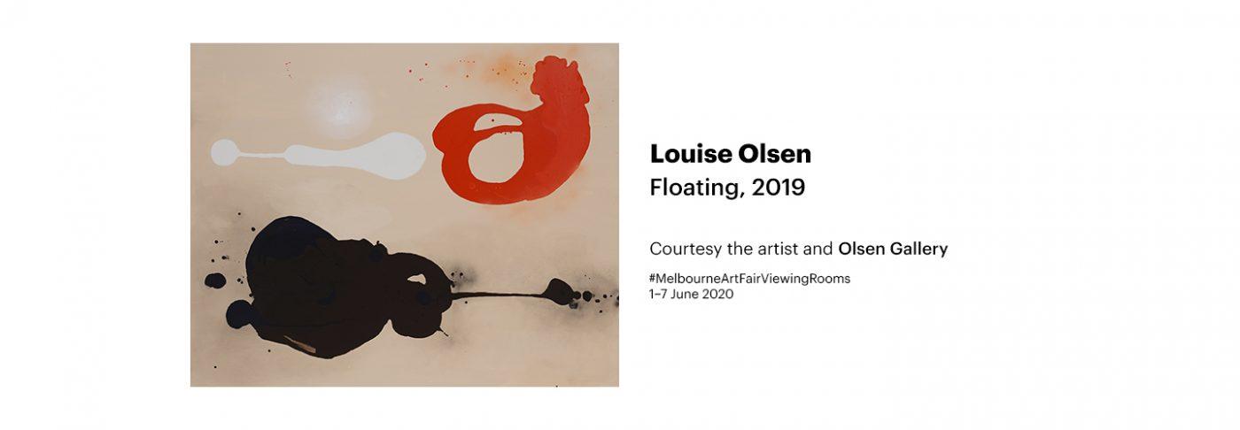 Louise Olsen, Floating, 2019
